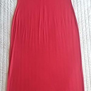 Red Spiegel Summer dress light weight